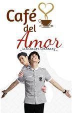 Café del Amor » Markson [one shot] (Terminada)  by dinosauriooanacletoo