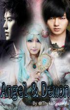Angel & Demon by ThykaRyeoKyu
