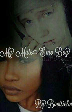 My Mute Emo Boy(BWWM) by bootsielow