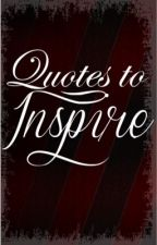 Quotes to Inspire by Stronger21