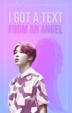 I got a Text from an angel 》Yoonmin Texting by Kimchi_Real