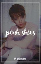 pink skies ↠ joshua hong by smileytae