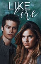 Like fire | [Stalia] by DearStalia