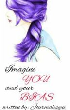 Imagine YOU and Your BIAS by journialisqui