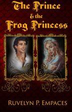 Princess Frog and the Frog Prince by iamkhateerah