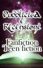 PUBBLICITA' : FANFICTION - TEEN FICTION by GiovanniCacioppo