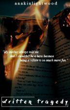 Written Tragedy | Barry Allen [1] by anakinlightwood