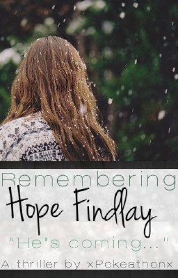 Remembering Hope Findlay