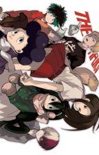 Boku no hero academia: Ultimatum by Animeboy1997