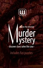 A Murder Mystery (Halloween 2016) by fright