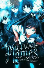 Rival Flames (Boku no Hero Academia OC Story) by xxxRavenKnightxxx