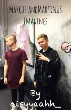Marcus and Martinus Imagines by ayeeimsyah