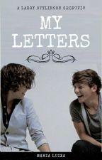 My Letters ¤ Larry  by Cu_Arrombado