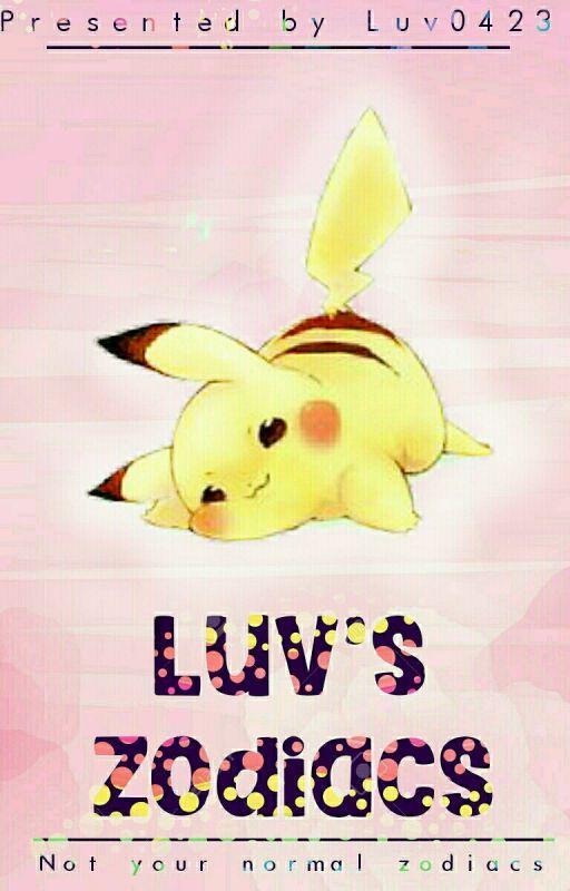Luv's Zodiac by Luv0423