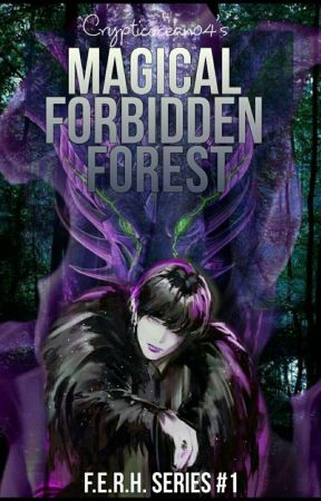 Magical Forbidden Forest by UnknownPinky414Girl