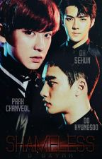 Shameless [ ChanSoo/HunSoo ] by d-bxynk