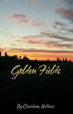 Golden fields by CharleneLehmanHellen