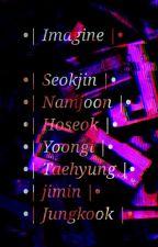 Imagine BTS  by Amandabrv