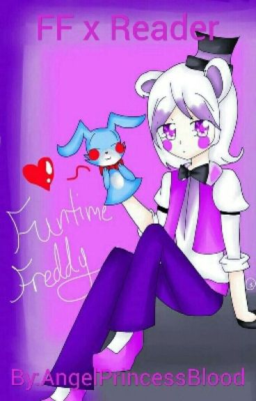 A Mysterious Machine Funtime Freddy X Reader 1 Millie Taber Wattpad