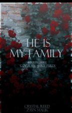 """He is my Family.."" by Betinganah"