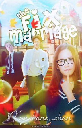 The Fix Marrange by kanekane_chan