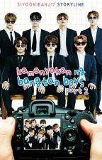 KAMANYAKAN NG BANGTAN BOYS (BTS #2) by SiyoonieAnj17