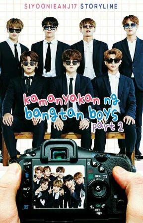 KAMANYAKAN NG BANGTAN BOYS by SiyoonieAnj17