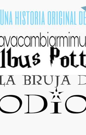 Albus Potter y el giratiempo maldito by nadavacambiarmimundo