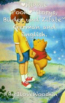 Winnie Pooh Storys Bilder Und Zitate German And