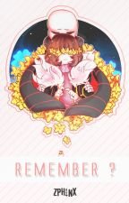 Remember? || FF Sans x Lectora || Flowerfell AU  [Fanfic] by Zphinx
