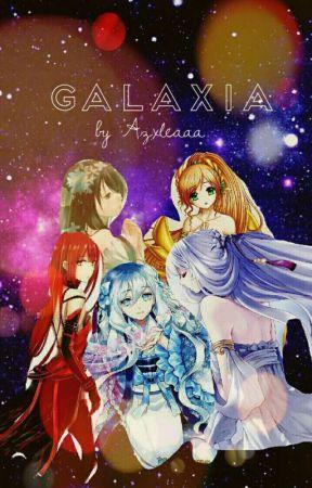 Galaxia by azxleaaa