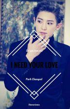I need your love • Pcy • HIATUS by Luazzzz