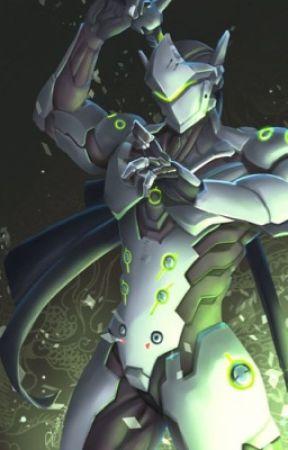 Genji x reader  by MinoChama