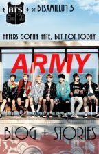 ARMY BLOG+Stories by BTSxmillu13