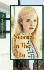 Summer in the City by wandafulbooks4ya