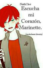 "[Nathloe] Miraculous Ladybug Nathaniel ""Escucha mi corazón, Marinette"" by KanokoSwam"