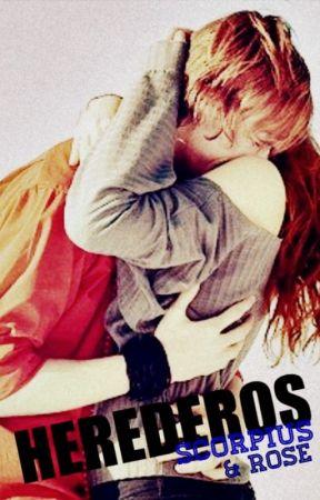 HEREDEROS ♥ [Scorpius & Rose] by FiamaBOOK