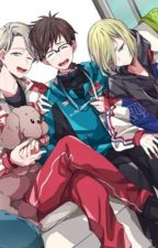 Yuri on ice! Various x Male!Reader//Discontinued?? by ChaiLatte_