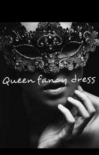 Queen fancy dress by gaya_elimelech