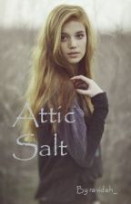 Attic Salt ~ Dean Thomas by ClockworkClock