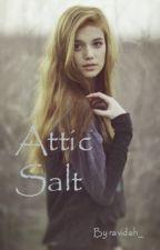 Attic Salt ~ Dean Thomas by ravidah_