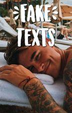 Fake Texts by dallasdonut
