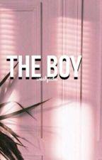 the boy ; jg  by woahjacks