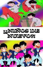 ¡¿Niños de nuevo?! by GeekOno