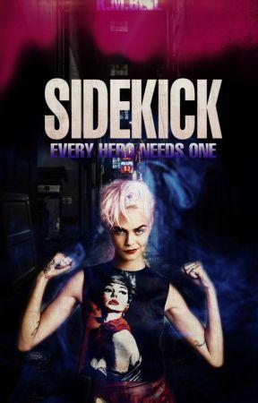 Sidekick  Original by kmbell92