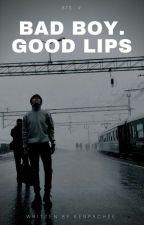Bad boy. Good lips by Kenpachee
