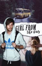 Girl from the bus | l.t. by eva__styles