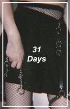 31 Days   Kim Namjoon X Reader #Wattys2017 by Jamless_Writer