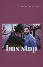 Bus stop by SenhoraAmargada