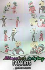 《Miraculous Ladybug FANARTS》 by MelodyAgreste